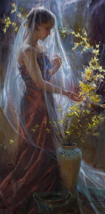Amazing paintings of Daniel Gerhartz