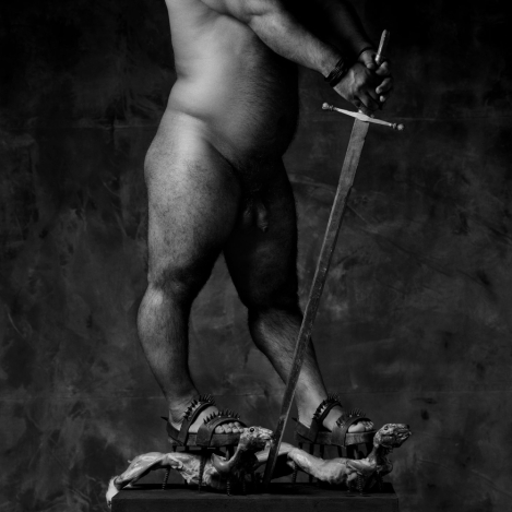 """Chessmen"" Photography Project by Erwin Olaf"