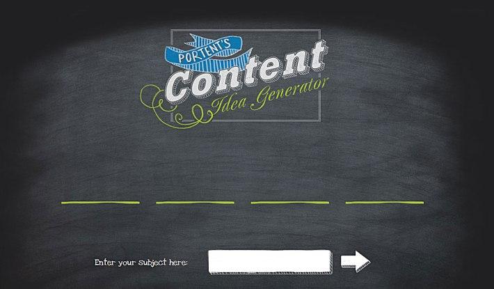 Content-Idea-Generator---Portent