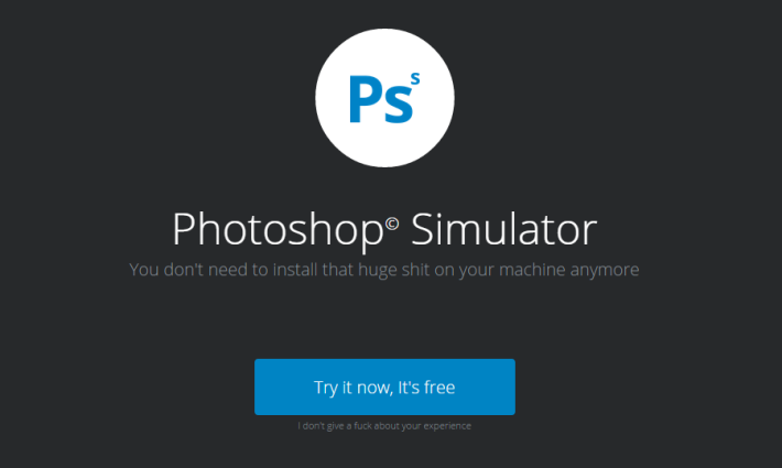 Photoshop Simulator