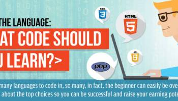 Decide Which Programming Language to Learn with This